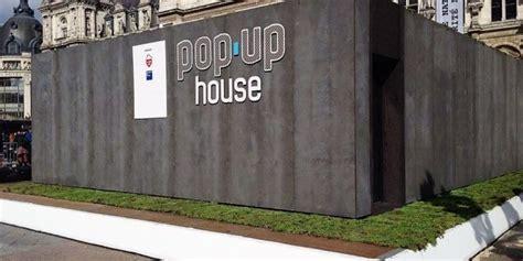 Pop Up Home | comment pop up house r 233 volutionne l acte de b 226 tir