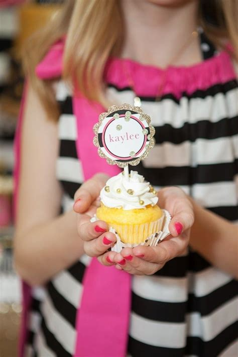 Cupcakes Served By A Fashionista by 101 Best Images About Kate Spade Inspired On