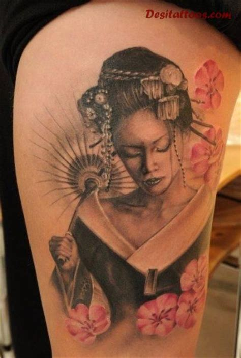 best 25 geisha tattoos ideas on pinterest