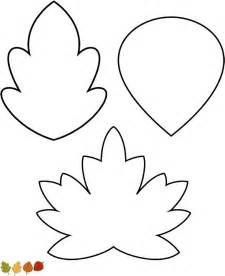 O M Template by Leaf Templates For Thankful Tree Blaadjes Boombladeren