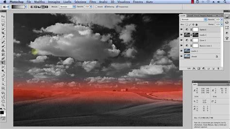 tutorial photoshop cs5 bianco e nero bianco e nero approfondimento video tutorial photoshop