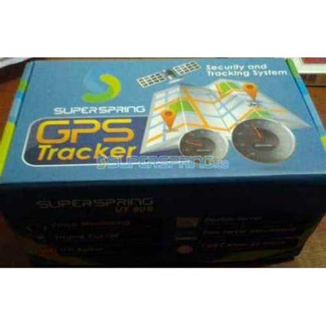 Pemasangan Gps Mobil Free 1 Tahun Idtrack Atau Tracksolid superspring gps tracker navigasi