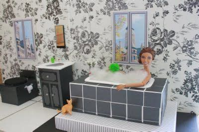 my froggy stuff doll house 25 best ideas about barbie bathroom on pinterest barbie house furniture diy