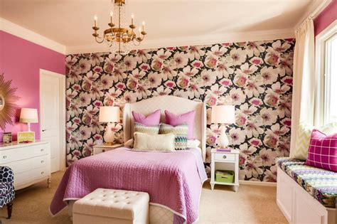 pink and purple bedroom walls photo page hgtv