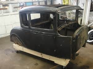 Ford Flop 1930 Ford Sheetmetal Restoration By Flop Ford Model A