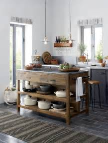 Elegant Kitchen Islands by 25 Best Ideas About Rustic Kitchen Island On Pinterest