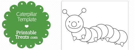 caterpillar outline template printable caterpillar outline template printable treats