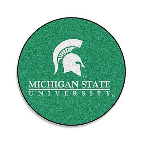 of michigan rug michigan state collegiate team rug bed bath beyond