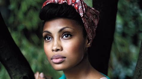 black women of france: imany   Un ruly