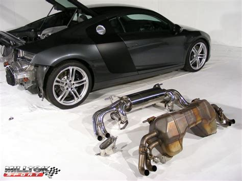 Audi R8 Auspuff by Audi R8 Exhaust And Spectacular Promotional Video