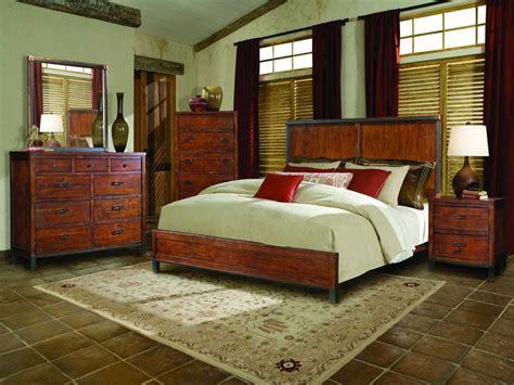 breathtaking rustic bedroom furniture sets  warm