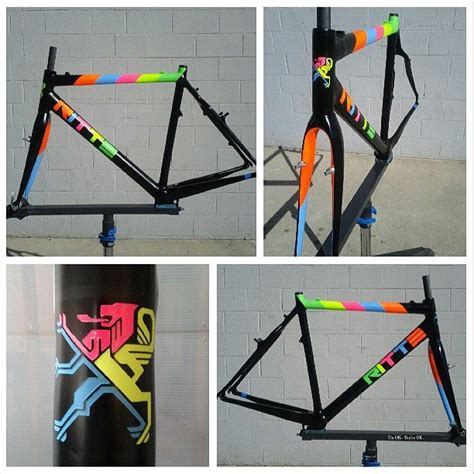 Fahrrad Lackieren Airbrush by 25 Best Bicycle Paint Job Ideas On Pinterest