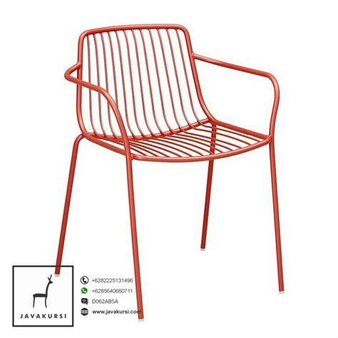 Kursi Merah kursi industrial merah minimalis jual furniture kursi