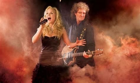 brian may uk tour brian may and kerry ellis announce november uk tour