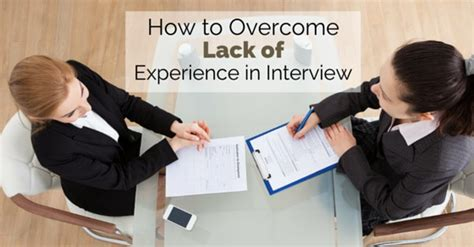 How Many Years Of Experience Before Mba by How To Overcome A Lack Of Experience In Wisestep