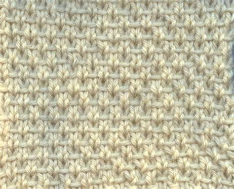 how to knit linen stitch in the half linen stitch knitting