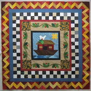 Baby Crib Quilt Patterns Wedeworks Noah S Ark Crib Quilt