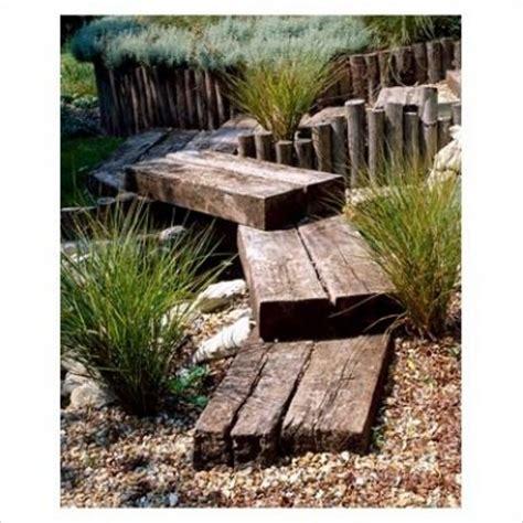 traviesas de madera bricomart ejemplos de traviesas de madera para decoraci 243 n