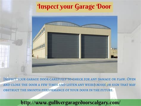 Garage Door Repair Calgary by Garage Door Maintenance Tips By Garage Door Repair Calgary