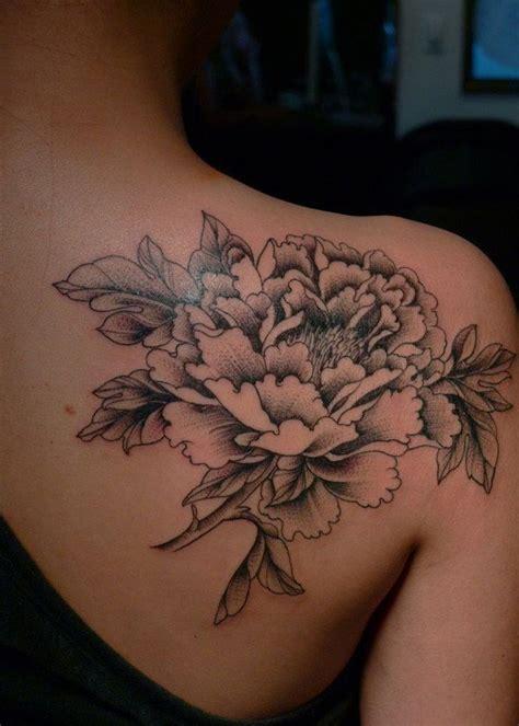 peonie tattoo 45 most beautiful peony designs snaps
