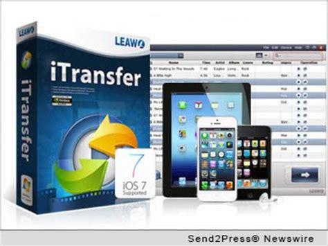 Leawo Giveaway - itransfer