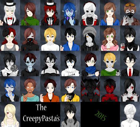 doll reader x creepypasta creepypastas by thecreepypastagirls on deviantart