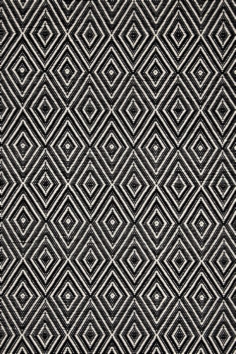 Black Outdoor Rug Indoor Outdoor Rug In Black And Ivory By Dash Albert