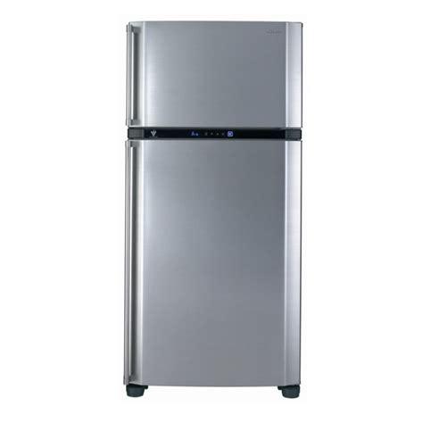 Freezer Sharp Box sharp sjpt690rs open box new freezer refrigerator a 555l