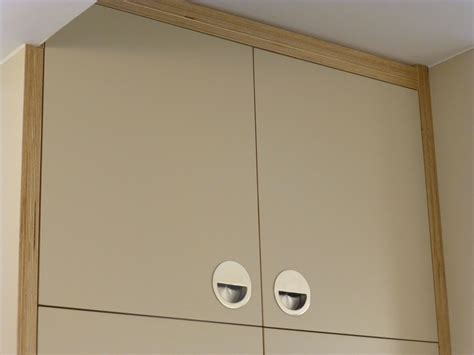 Tall Kitchen Pantry Cabinet Furniture Stony Ground And Birch Ply Kitchen By Peter Henderson