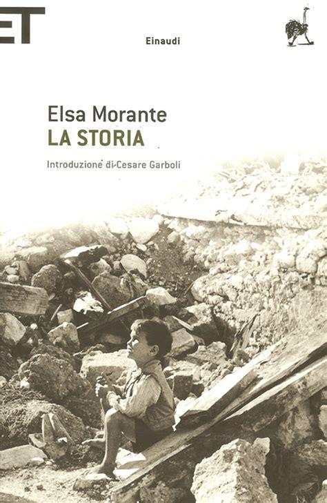 lade storia la storia di elsa morante