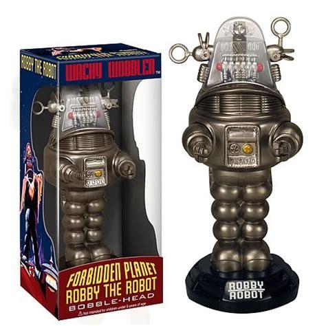 d r bobblehead forbidden planet robby the robot bobble funko