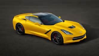 Chevrolet Corvette Yellow Chevrolet C7 Corvette Stingray In Many Colors