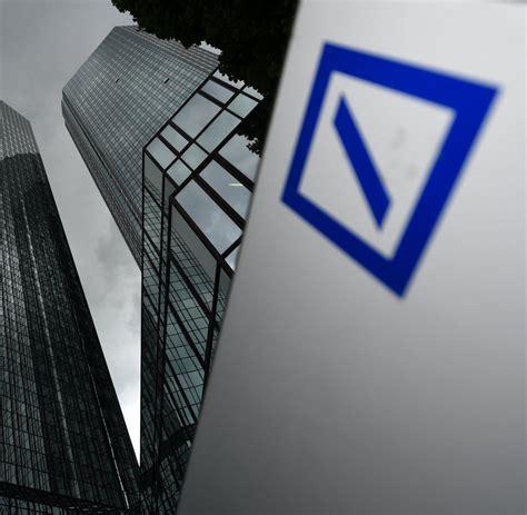 deutsche bank banking probleme die deutsche bank k 228 mpft gegen den absturz eine chronik