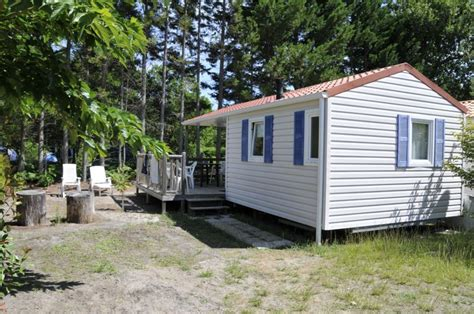 Location mobil homes Landes CAMPING EN CHON LES PINS Biscarrosse Lac