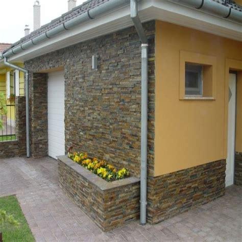 decorare fatade case sa vorbim despre piatra naturala bricolage center romania