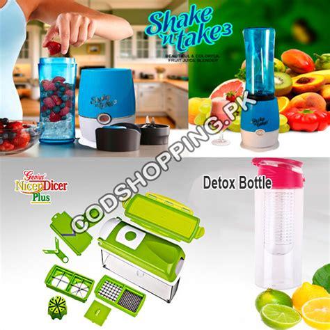Kitchen Deals Nicer Dicer Plus Price Pakistan Shake N Take Blender