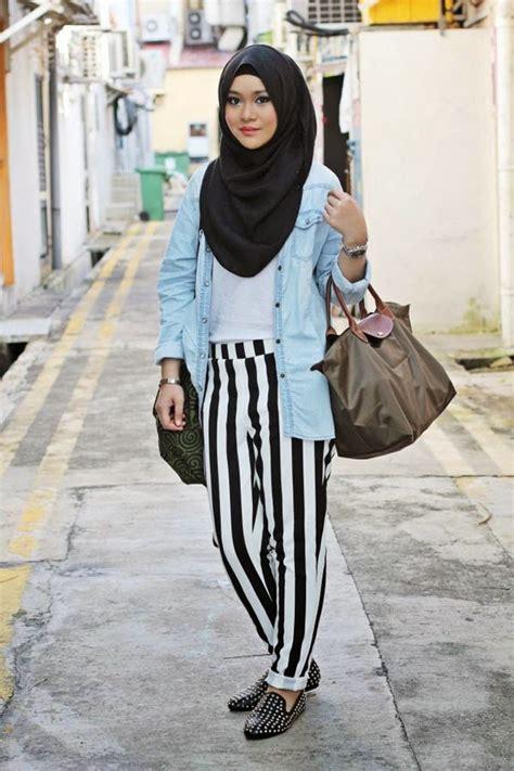 Baju Karate Gap fashion for the casual style hijabiworld