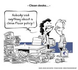 clean desk policy memo template just b cause