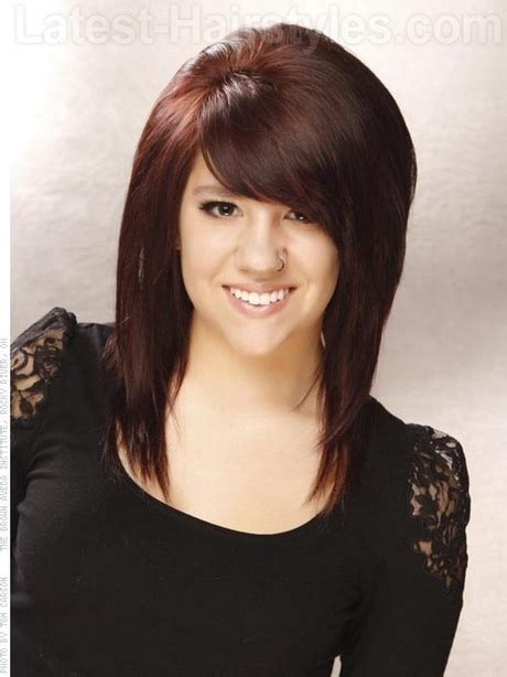 add bangs to your picture hairstyles for medium hair with bangs