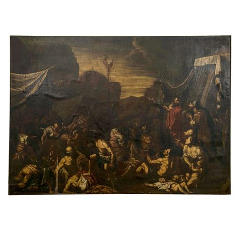 Home Decor Llc a 17th century italian old master painting at 1stdibs