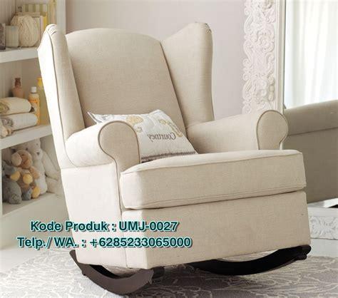 Daftar Kursi Goyang Bayi kursi sofa goyang menyusui harga terjangkau call