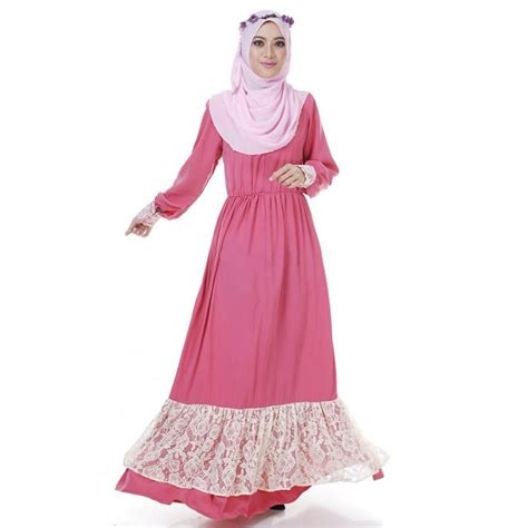 desain baju long dress 2015 muslim fashion abaya maxi dress for women islamic