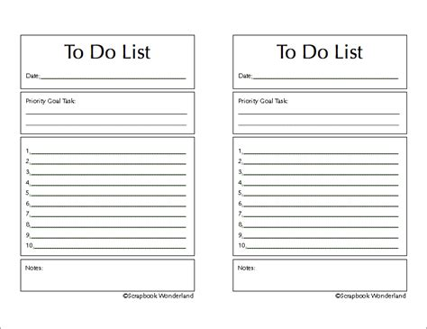To Do List Image Document Word Doc 2018 Template To Do List Template Docs