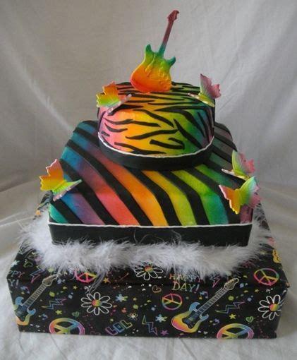 neon doodle cake ideas 1000 ideas about neon cakes on neon birthday