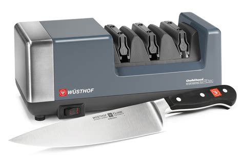 electric knife sharpeners wusthof electric knife sharpener by chef s choice petec
