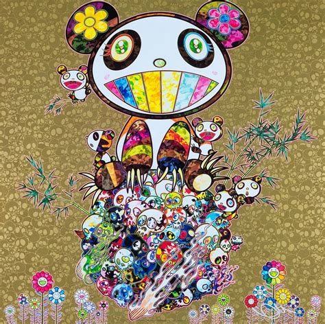 French Chateau Design by Takashi Murakami Artist Bio And Art For Sale Artspace
