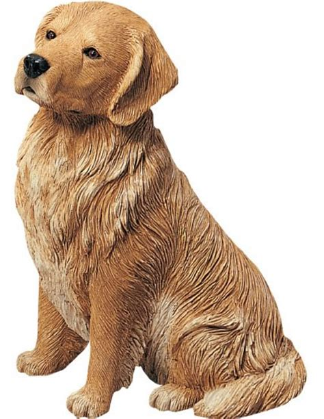 golden retriever statues outdoor golden retriever statue by sandicast sandicast all
