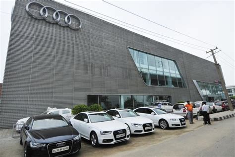 Audi India Factory by Audi Launches Audi Q3 Dynamic Priced At Rs38 40 Lakh