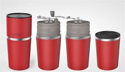 Cafflano Cafflano Klassic Portable cafflano klassic portable all in one pour coffee