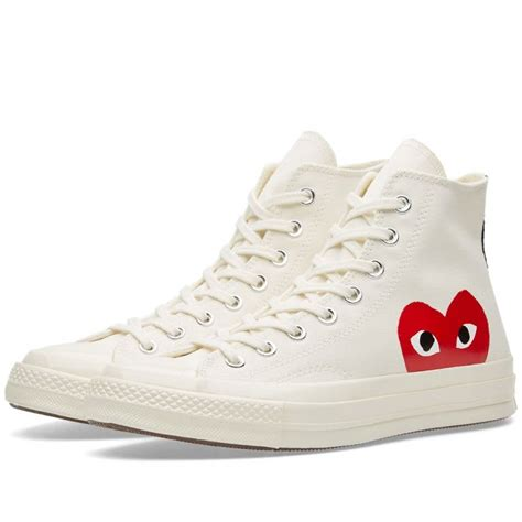 Harga Retail Converse X Cdg end comme des garcons play x converse are back
